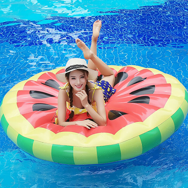 Giant Inflatable Leisure Watermelon Float