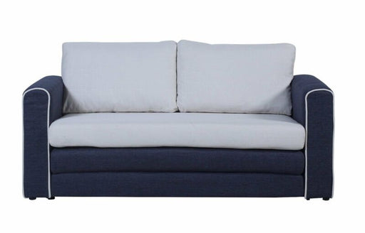 Modern Casual Lounge 2 Tone Modular / Convertible Sofa Bed