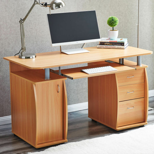 Computer Desk Table w/ Drawer