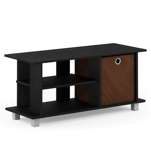 TV Entertainment Center with Bin Drawers