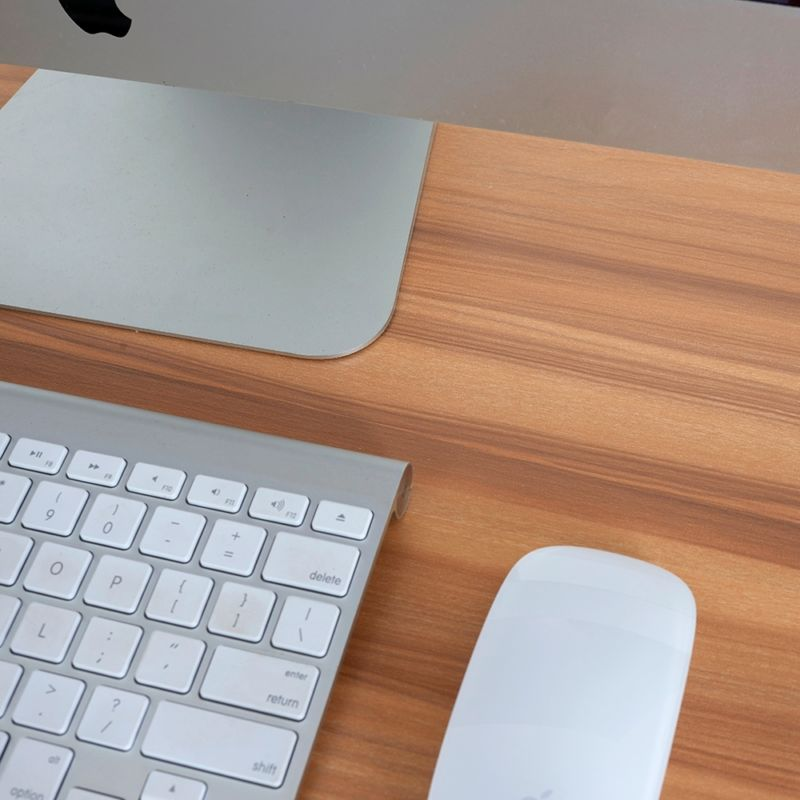 Laptop Table Wood for Workstation Study Home Office Furniture