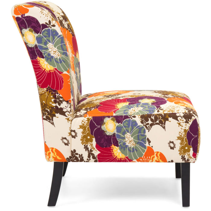 Modern Contemporary Upholstered Accent Chair