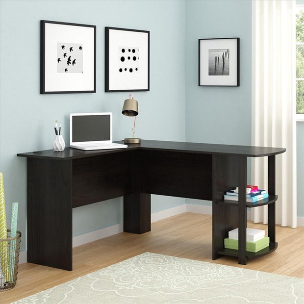 L-Shaped Corner Computer Office Desk Furniture