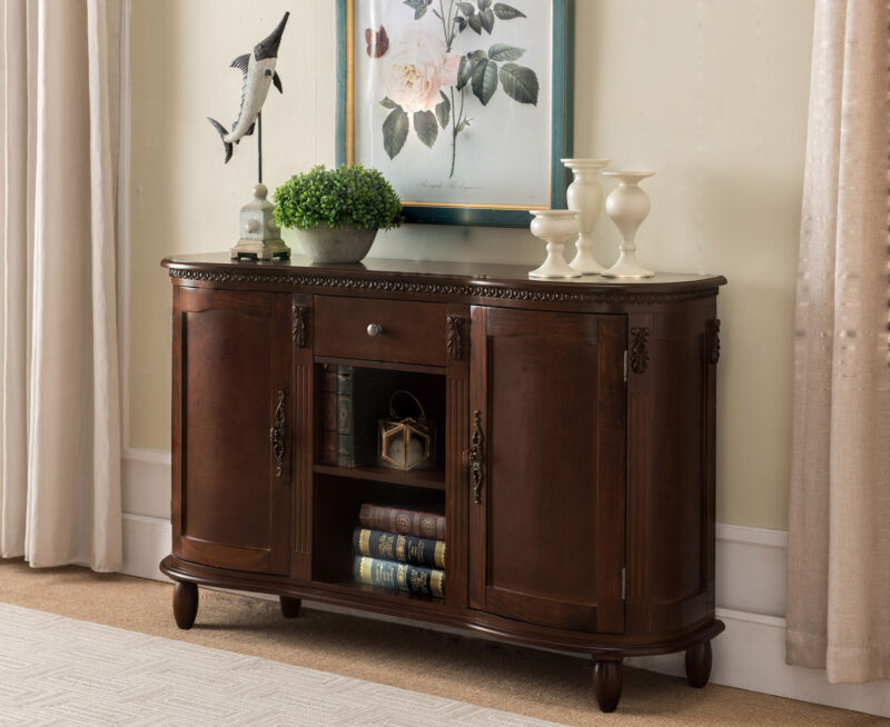 Buffet Server / Sideboard Console Table Cabinet