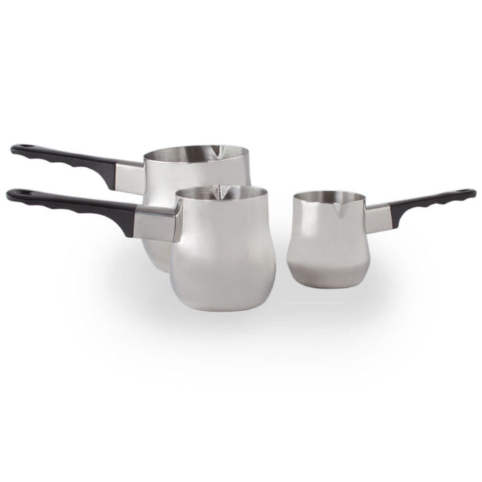 High Quality Stainless Steel Warmer- Sets of 3 - Toyzor.com