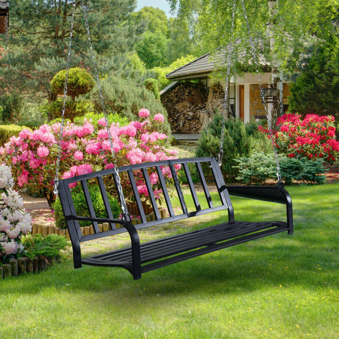 Hanging Swing Chair Garden Deck Yard Bench Seat