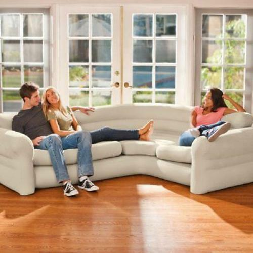 Sectional Futon Bed Couch Sofa