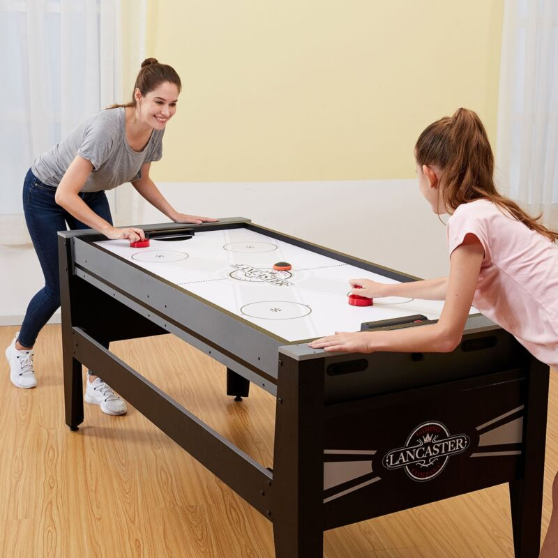 4 in 1 Combo Swivel Arcade Table