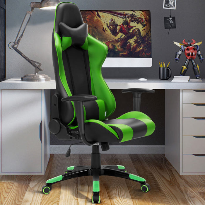 High Back Reclining Racing Style Gaming Chair