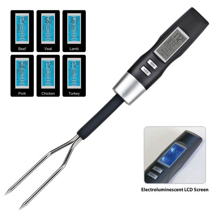 Digital BBQ Meat Thermometer - Toyzor.com