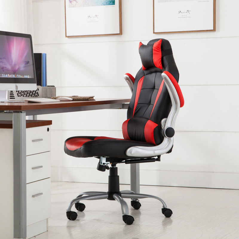 Executive Ergonomic High Back Racing Office Recliner Chair
