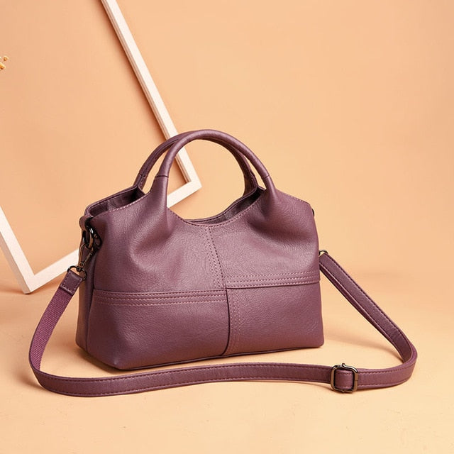 High Quality Genuine Leather Handbag