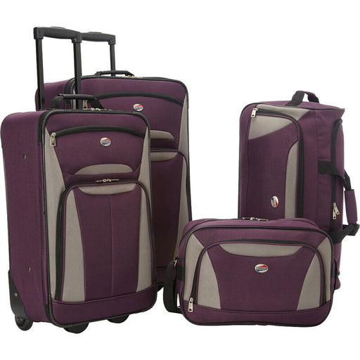 American Tourister Fieldbrook II - 4-Piece Luggage Luggage Set