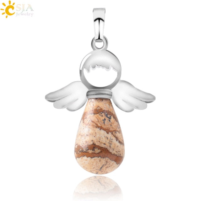 Angel Wings Pendants - Toyzor.com