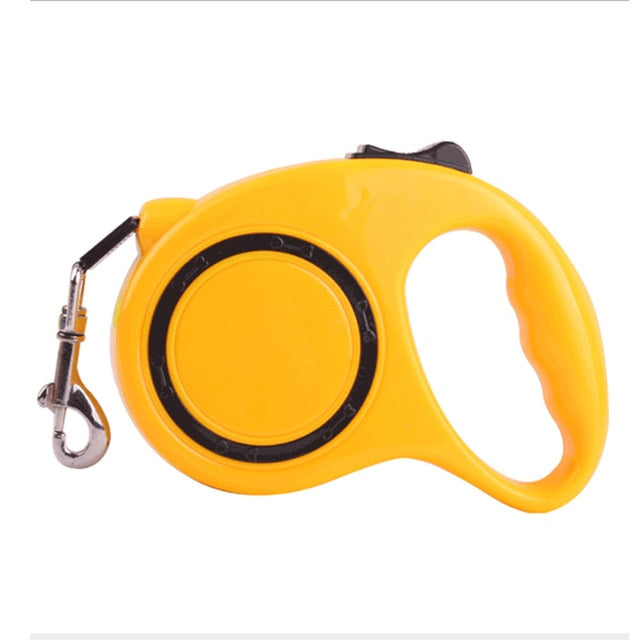 Automatic Retractable Pet Leash Nylon Rope Extender - Toyzor.com