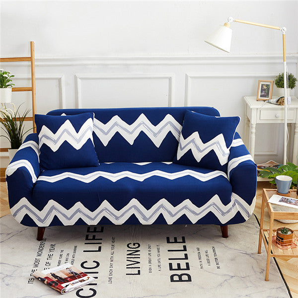 Universal Sectional Throw Couch Corner Cover Cases for Furniture Armchairs