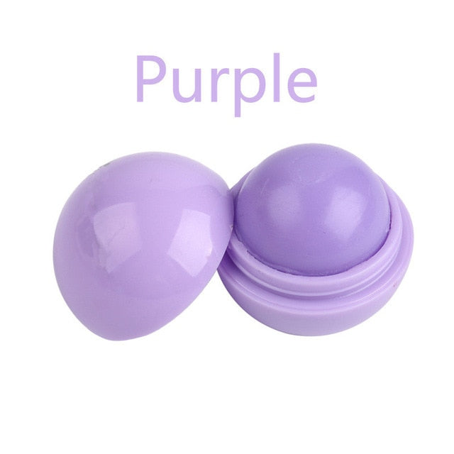 Moisturizing Cute Ball Lip Balm