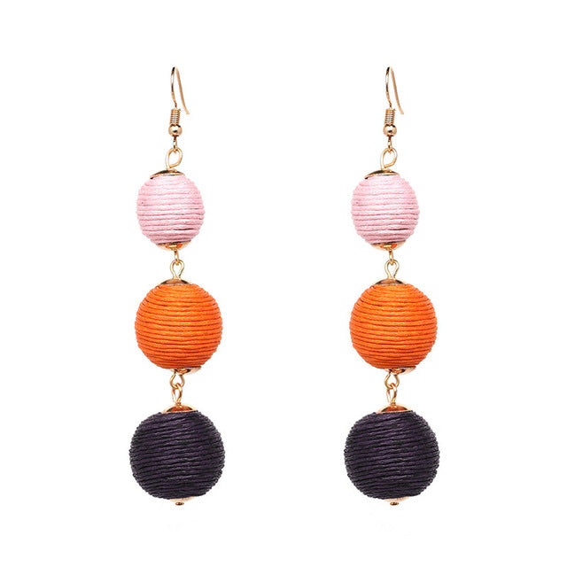 Ball Earring - Toyzor.com