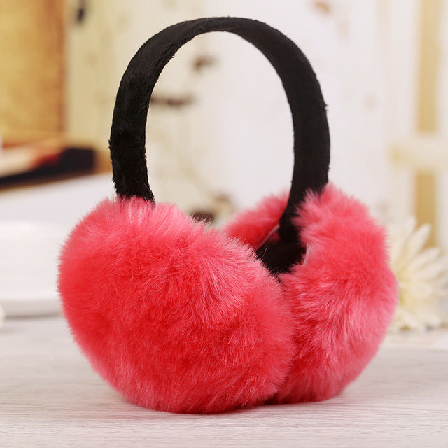 Fashion Winter Lovers Earmuffs