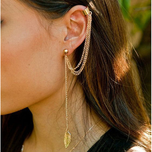 Unique Ear Cuffs And Earrings
