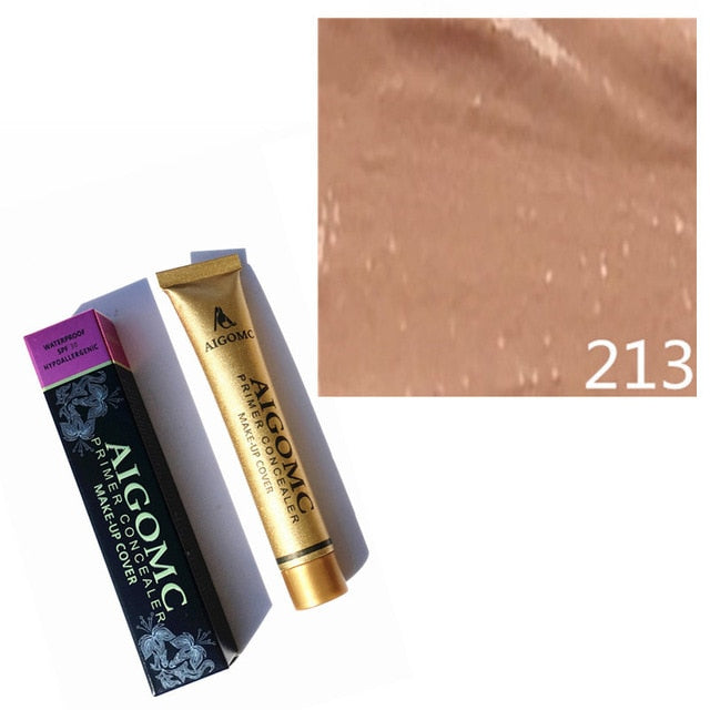 Gold Tube Concealer Foundation