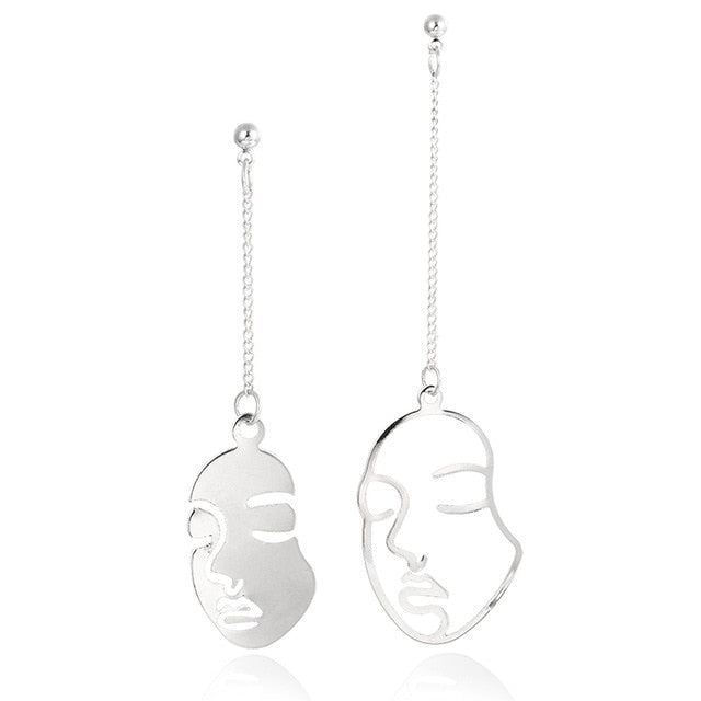 Face Statement  Earring