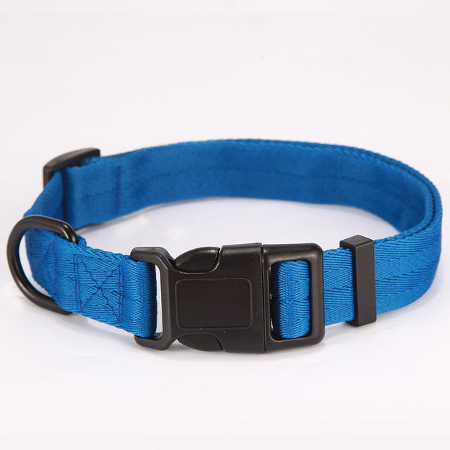 Adjustable Buckle Leash Dog/Cat Collar Harness - Toyzor.com