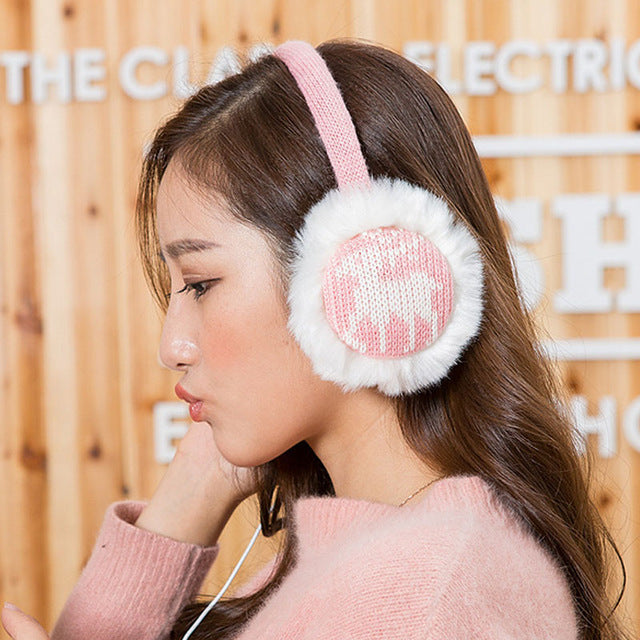 Headphones Girls Earmuffs
