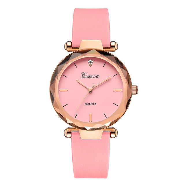 Fashion ladies wrist watches