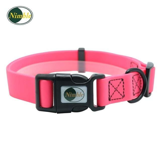 High quality PVC Waterproof Collar For Dog/Cat