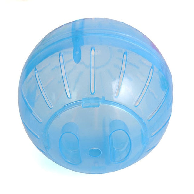Hamster Mice Toy Plastic Exercise Ball Cage Mini-trot