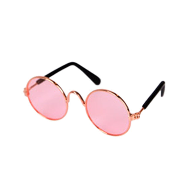 Cute Cat and Puppy Sun Glasses - Toyzor.com