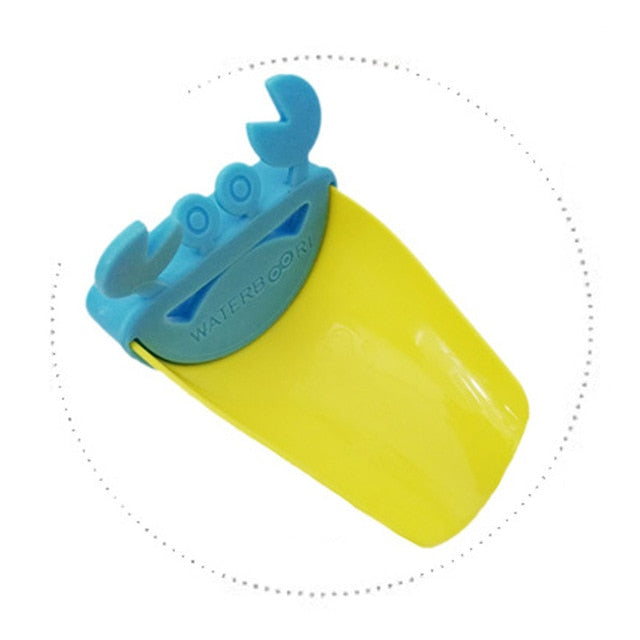 Crab Faucet Extension Children's Guide Sink Hand Sanitizer Hand washing Tools