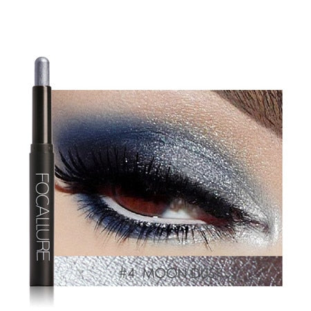 1 Piece Beauty Highlighter Glitter Eye Shadow - Toyzor.com