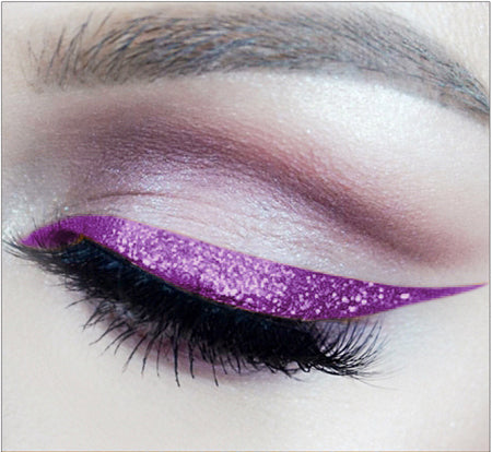 Colorful Waterproof Glitter Liquid Eyeliner