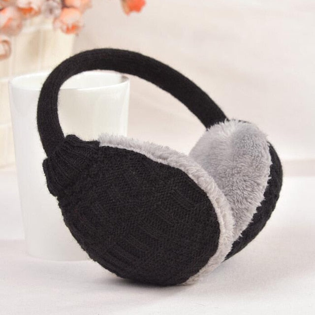 Ear-lap Warmer Headband