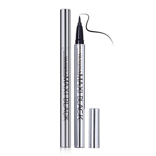 Extreme Black Waterproof Eyeliner Pencil