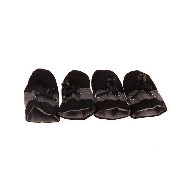Waterproof  Antiskid Soft-soled Puppy Shoes