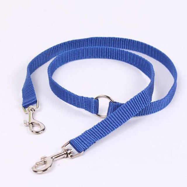 Twin Strap Rope Pet Harness Leash