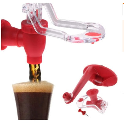 Carbonated Beverage Upturned Dispenser - Toyzor.com
