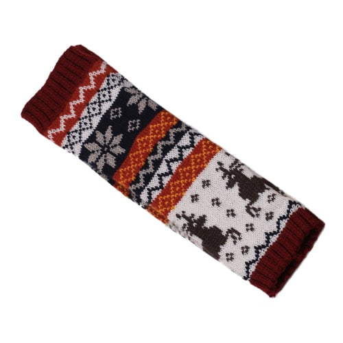 Amazing Knitted Wrist Warmer Winter - Toyzor.com