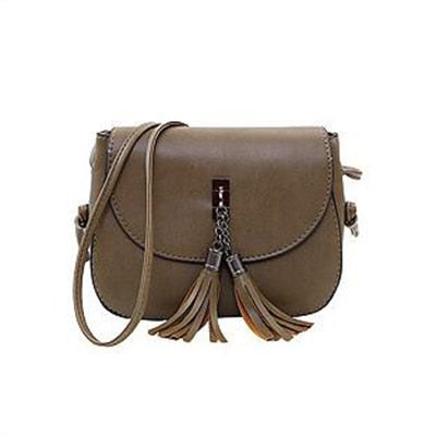 High Quality Vintage Tassel Messenger Bags