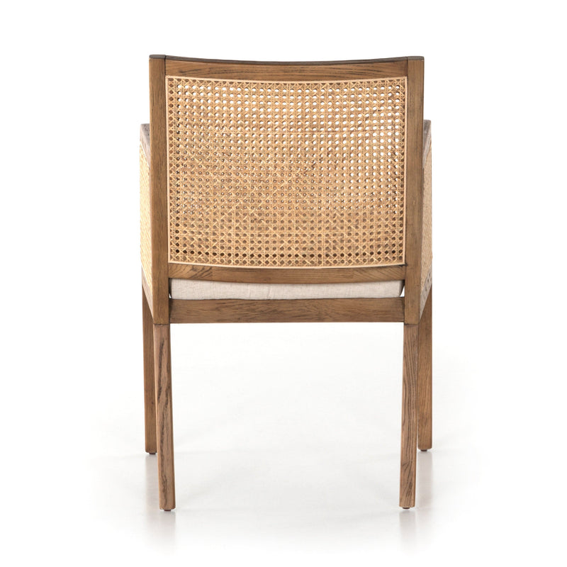 Antonia Dining Arm Chair-Savile Flx
