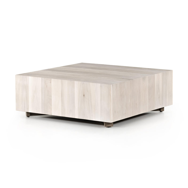 Hudson Square Coffee Table-Ashen Walnut