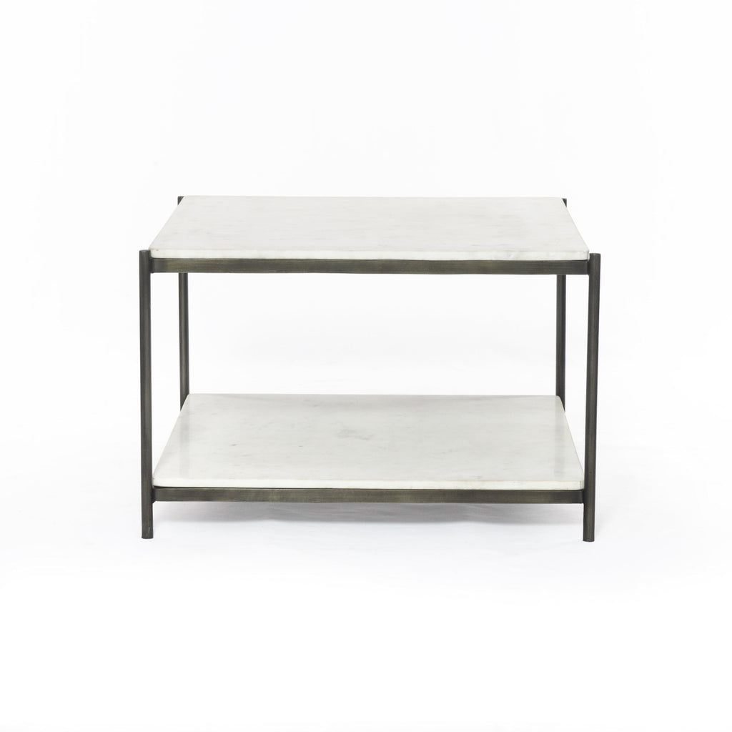 FELIX BUNCHING TABLE-HAMMERED GREY