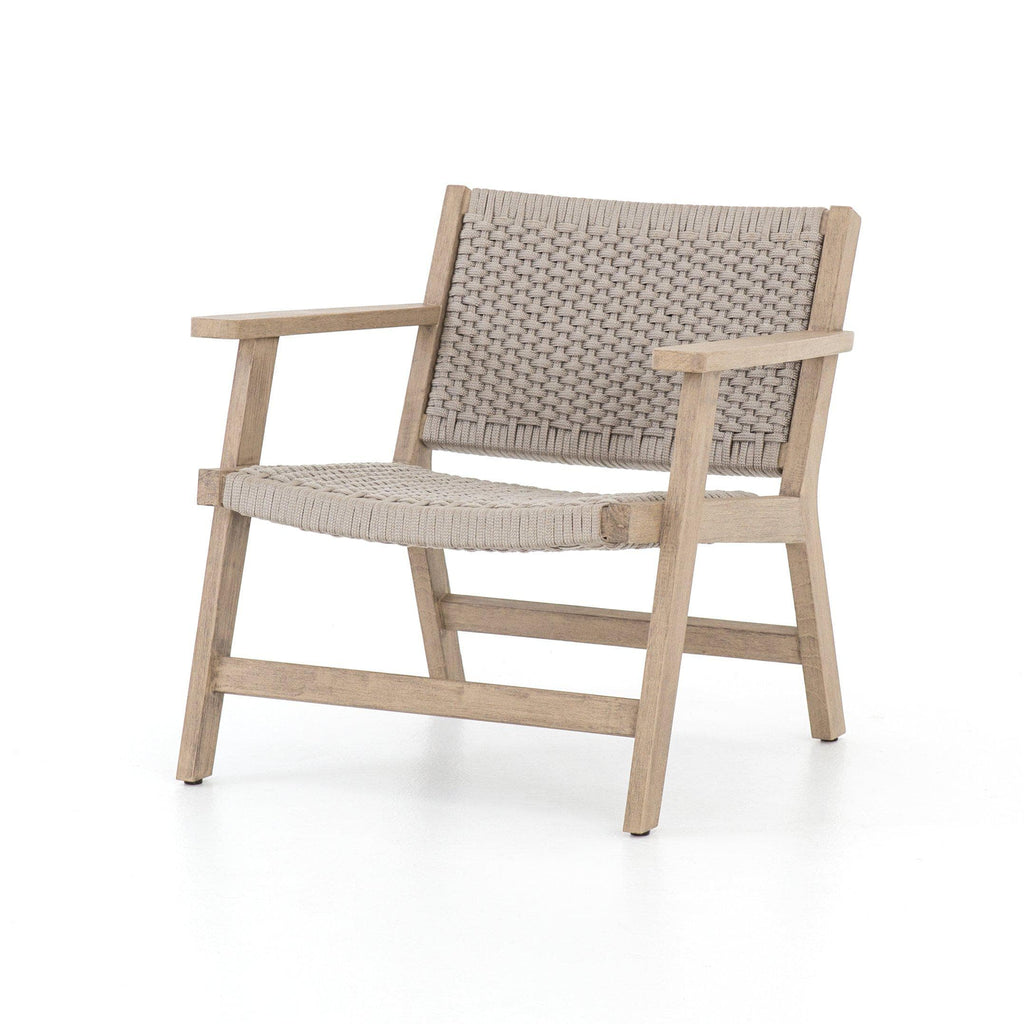 Delano Outdoor Chair-Brown