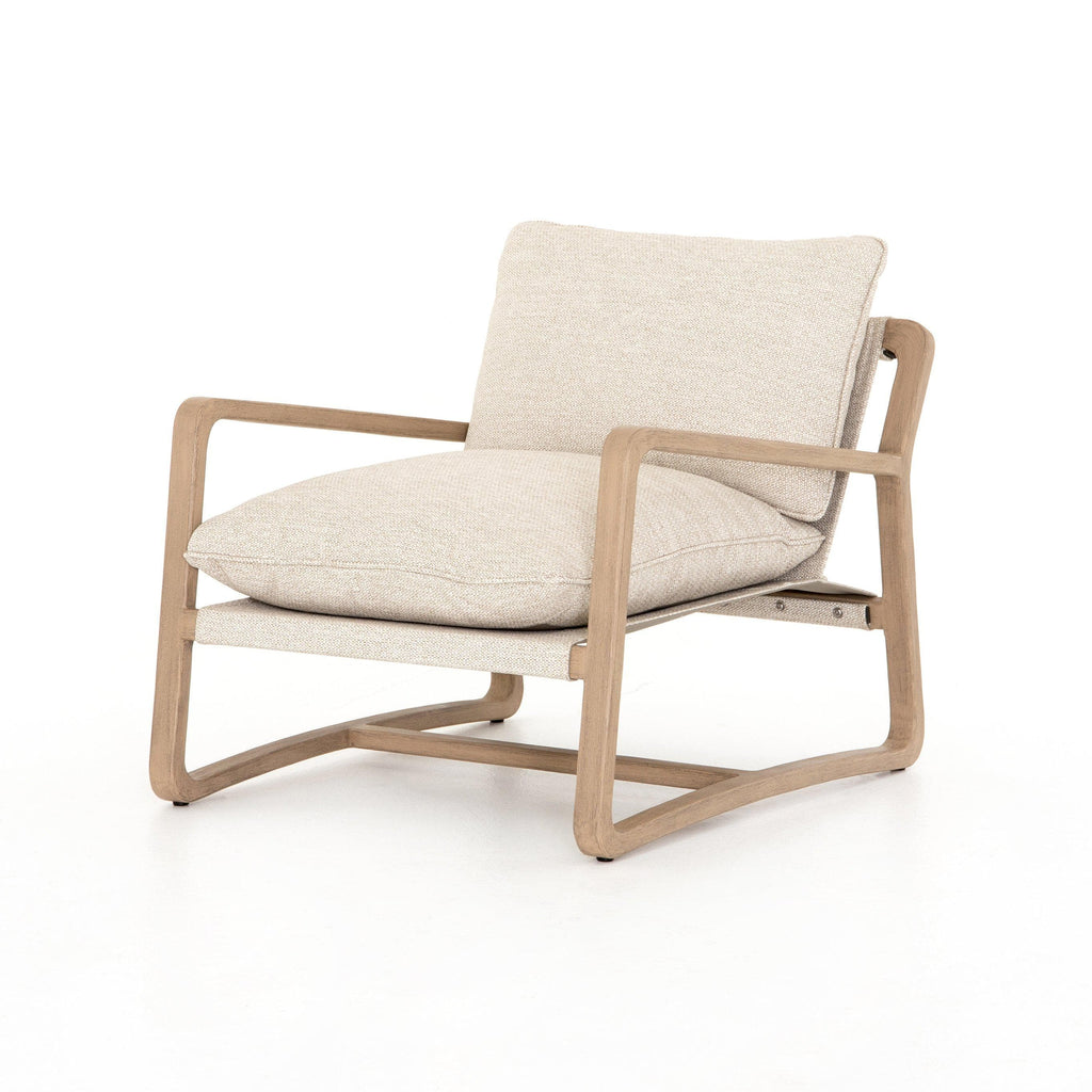 Lane Outdoor Chair-Faye Sand-Washed Brow