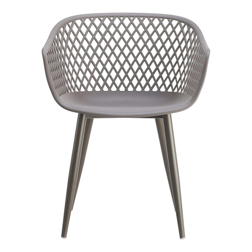 Piazza Outdoor Chair Grey