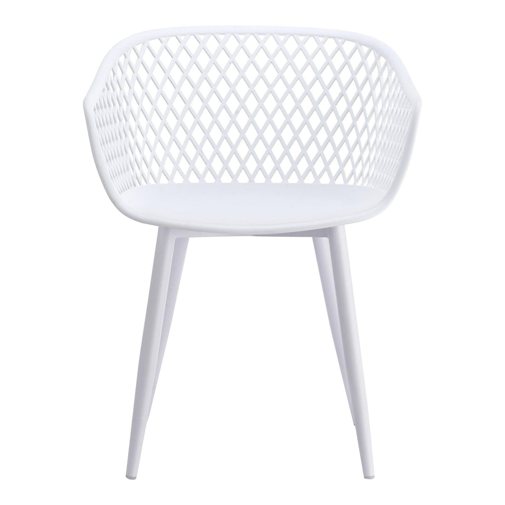 Piazza Outdoor Chair White