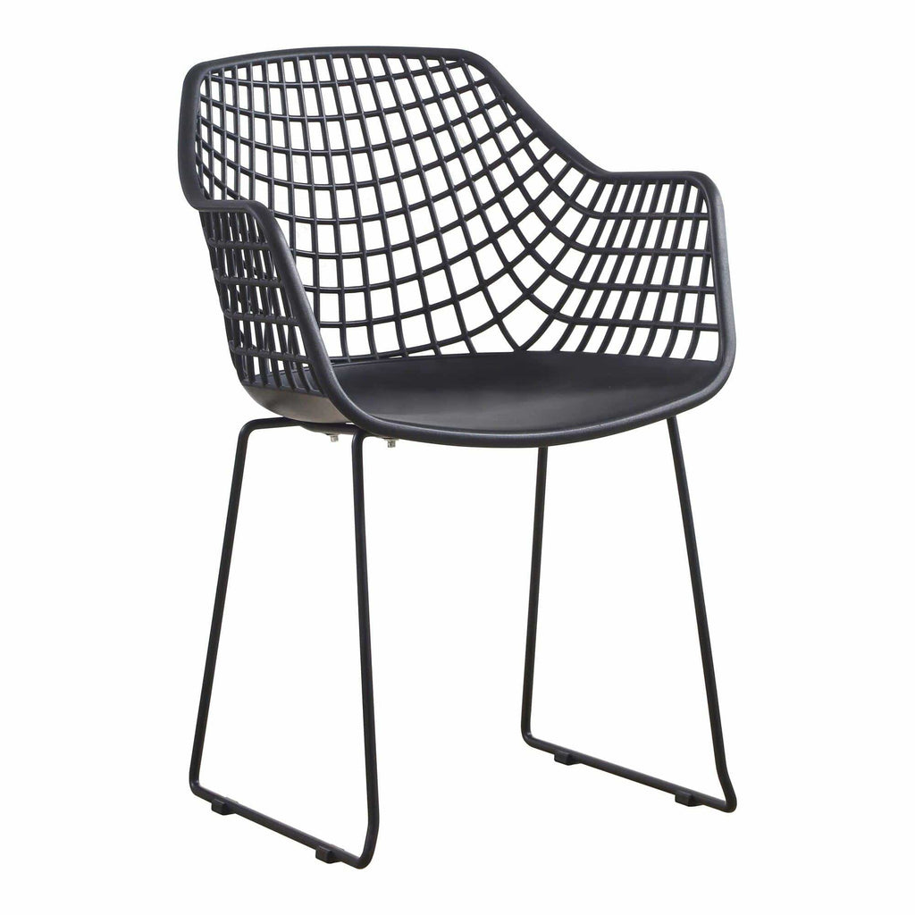 Honolulu Chair Black